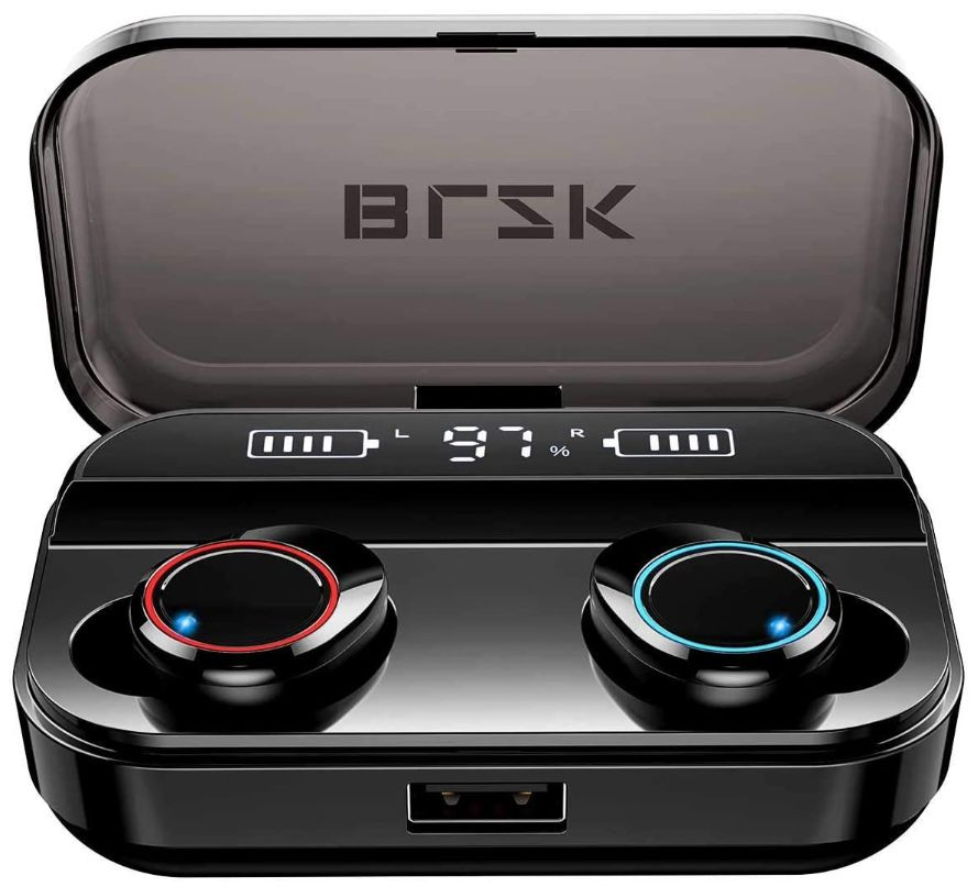 This image has an empty alt attribute; its file name is Blzk-Earbuds-Blzk-Wireless-Earbuds-blzkearbuds.com-Bluetooth-5.0-True-with-bass-3D-Stereo-Sound-HIFI-Headphones-IPX7-Waterproof-Microphone-LED-Digital-Display-Charging_ys.jpg